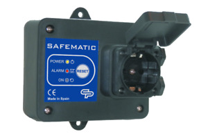 Safematic S Electronic Pump Protection and Pump Control System