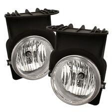 2003-2006 GMC Sierra Fog Lights Bumper Lamps Left+Right Replacement Pair Set