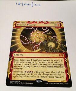 Magic the Gathering MTG Mizzix's Mastery x1 Mystical Archive Card NM/M