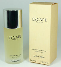 CALVIN KLEIN ESCAPE FOR MEN EAU DE TOILETTE  VAPORISATEUR 100ml SB