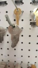 A17 STAMPED Key.  1 key FOR HUSKY TOOL BOX, Home Depot, Licensed locksmith. A17