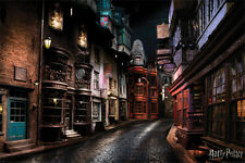 HARRY POTTER DIAGON ALLEY 91.5 X 61CM MAXI POSTER NEW 100% OFFICIAL LICENSED