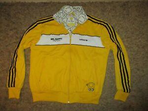 adidas MR. HAPPY tracksuit MUPPETS vintage oldschool sweatshirts ADICOLOR jacket