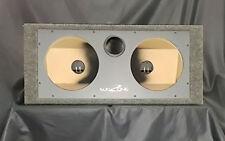 """8"""" SubZone H210-P145 Car Audio Subwoofer Speaker Enclosure (Brand New!)"""