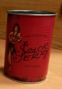 Salior Jerry Spice Limited Edition Rum Can (Red)