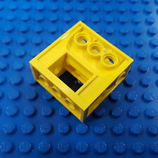 LEGO 6X / Lot of 6: Part# 6588 Technic Gearbox 2x4x3-1/3 (YELLOW)