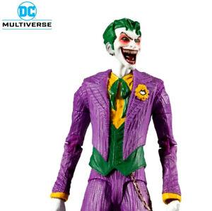 OEM DC Multiverse Wave 3 Modern Comic Joker 7-Inch Action Figure