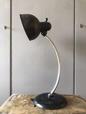 Seltene Kaiser Idell Bauhaus Lampe Christian Dell Rondella Rowac Midgard 30er