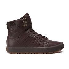 Supra Skateboard Shoes Skytop CW Demitasse-Demitasse/Gum