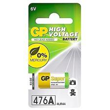 GP 476A 4LR44  6V Battery High voltage Best 2020