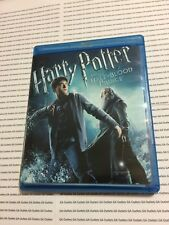 Harry Potter and the Half-Blood Prince Blu-ray Disc