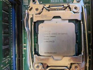Supermicro X10sri-f Server Motherboard - Xeon 2637 v3 - 32gb DDR4