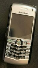 NEW Condition BlackBerry Pearl 8100 Silver Cell Phone UNLOCKED Fast Shipping