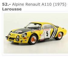 Renault Alpine Ixo 1:18 Maqueta Coche Coleccion