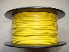 (0,0599 €/m ) 100m Kabel Litze Schaltlitze Kupferlitze 0,14mm², gelb