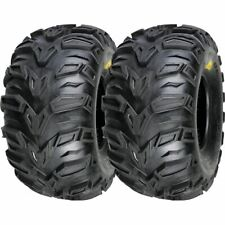 22x11-10 Sedona Mud Rebel Tires (Set Of 2) 6 Ply Atv Utv 22x11x10 22-11-10