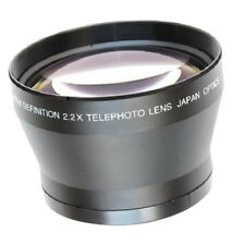 67mm 2.2x Telephoto Lens Teleconverter for Canon Nikon DSLR Camera 18-135mm
