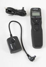 Walimex Digitale Timer Radio-Telecomando Canon C3 Per EOS 7D/50D/5D/20D /5D