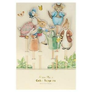 PETER RABBIT & Friends Cake Toppers Baby Shower, Christening or Birthday