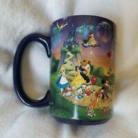 Walt Disney World 16oz Mug Gift idea 2000 Celebrate the Future Hand in Hand
