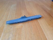 VINTAGE 1958-64 TRIANG MINIC WW2 HMS CENTAUR AIRCRAFT CARRIER M752 ENGLAND SHIP