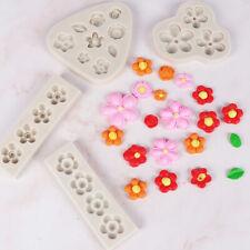 DIY Flower Silicone Fondant Craft Surge Mould Cake Chocolate Mold Baking Tools