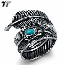 Turquoise Cocktail Fashion Rings