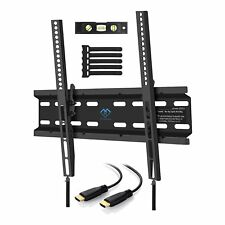 Tilting Tv Wall Mount Bracket Lcd Led Plasma Flat Screen 23 To 55 Strong Holder