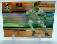 Derek Jeter 2000 Upper Deck HoloGrFx #87 HOF New York Yankees