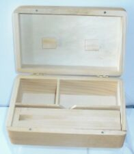 Rolling Supreme Deluxe Wooden T3 Rolling Storage Accessory Box Removable V Tray
