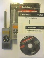 Radio Shack iScan Hanheld Trunking Scanner Pro-107