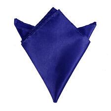 Men's Satin Plain Handkerchiefs