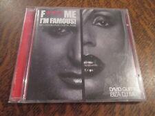 cd album cathy & david guetta. paris f*** me i'm famous! david guetta ibiza dj