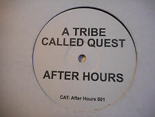 "MAXI 12"" ▒ A TRIBE CALLED QUEST : AFTER HOURS (PROMO Hip-House, Deep House RMX)"