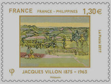 TIMBRE 5160 NEUF XX  - Emission commune : France / Philippines - Villon