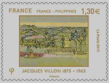 TIMBRE 5160 NEUF XX  - Emission commune : France / Philippines - Villon