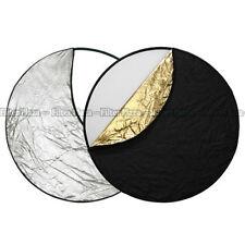 80cm De 32 Pulgadas 5 En 1 Luz De Estudio Multi Plegable Reflector foto Board Paneles Disco