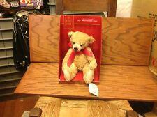 Fao Schwartz 150Th Anniversary Steiff Bear New In Box W Tags