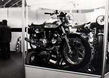 Foto Vera Ducati 860 GTS anni '70