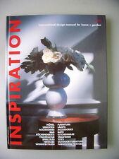 Inspiration International Design Manual for Home + Jardin 1/93 meubles lampes...