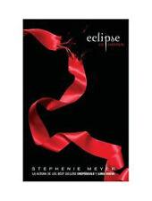 Twilight Saga (book 3): Eclipse  by Stephenie Meyer (2007, Hardcover)