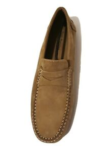 Hush Puppies Mens Loafers Suede Size 12UK/EU46