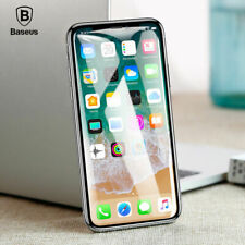 BASEUS 4D Full Cover Tempered Glass Screen Protector For iPhone 11 Pro Xs Max XR