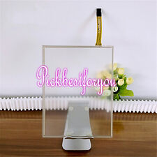 """1PCS NEW 10.4"""" 4wire Touch Screen Glass Panel For LQ10D367 LQ10D368 #H49A YD"""
