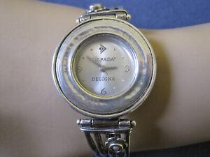 H169 ladys sterling silver SILPADA watch bracelet