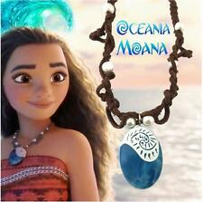 Hot Animie Polynesia Princess Moana Pendant Cosplay Costume Necklace Jewellery