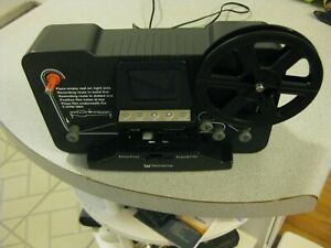 WOLVERINE F2D MOVIEMAKER,NICE CONDITION,POWERS,NOT TESTED,AS IS FOR PARTS