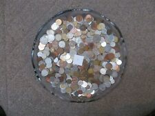 â­�10 Lbs/ Pounds World Coins - Unsorted Collection Lots - Variety & Quarantined !