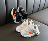 Kids Boys Girls Baby Sports Walking Shoes Child Casual Running Trainers Sneakers