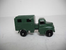 Vintage MATCHBOX LESNEY ARMY NO.68A AUSTIN MKII RADIO TRUCK NEAR MINT